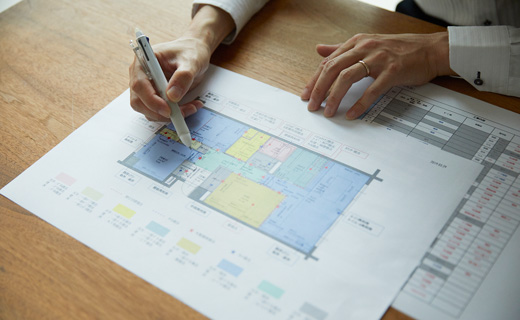 画像:デザインにこだわる、自由度の高いオーダーリフォーム